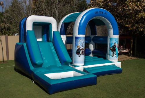 Frozen Gym Jumping Castle