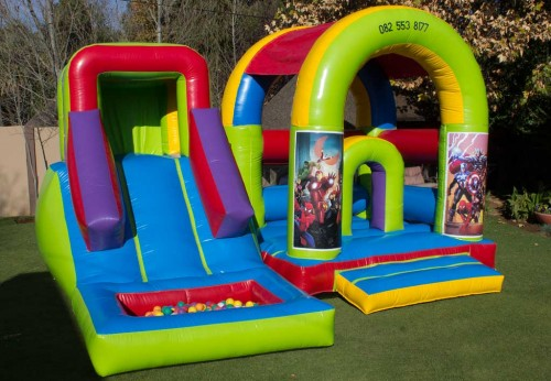 Adventurous Jumping Castle