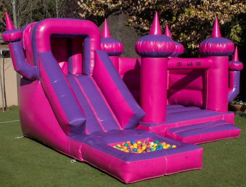 Princess Gym Jumping Castle