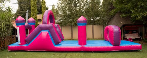 Explorer Gym Jumping Castle
