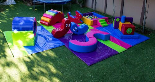 Large Set Soft Play