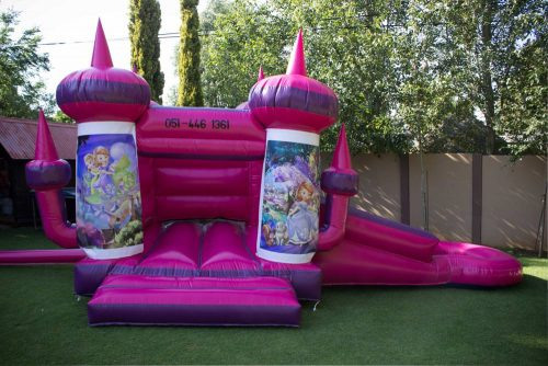 Sofia the First Jumping Castle